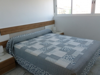 5th bedroom with double bed
